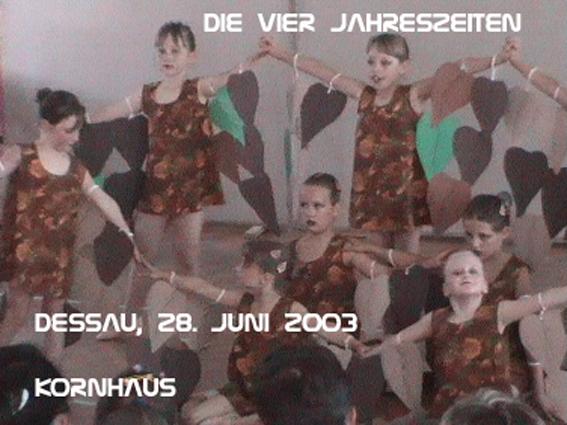 2003 Die vier Jahreszeiten