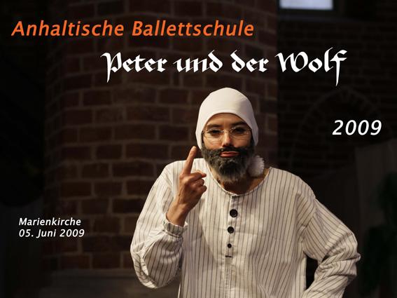 2009 Peter und der Wolf 2009
