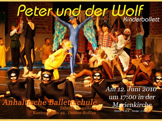 2010 Peter und der Wolf 2010