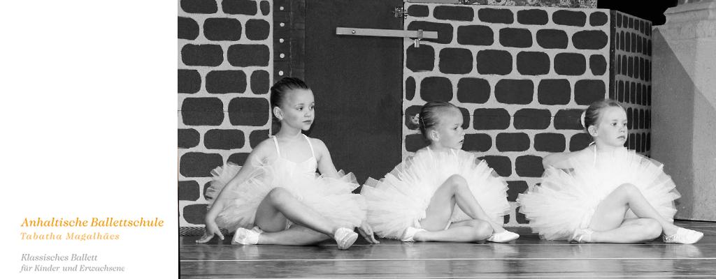 Klassisches Ballett...