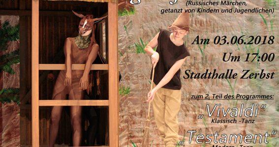 """Vorstellung """"Das bucklige Pferdchen"""" – """"Vivaldi"""" und """"Testament"""""""