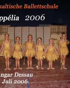 2006 Coppelia