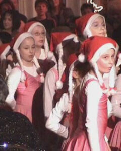 Weihnachtsvorstellung 2007 16.12.2007 16:07