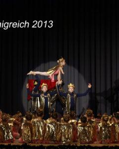 2013 Das Königreich